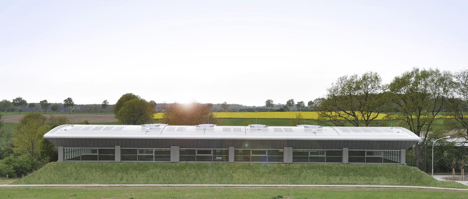 Sporthalle klecken rosengarten nenndorf ellwanger for Produktdesign jobs